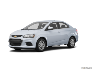 2018 Chevrolet Sonic 5D LT Auto (1SD)