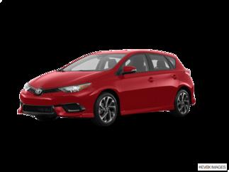2018 Toyota Corolla iM COROLLA IM