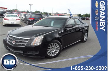 Cadillac CTS Sedan 3.0L 2010