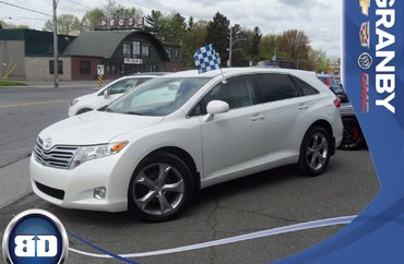 Toyota Venza V6 AWD 5 PASSAGERS 2010