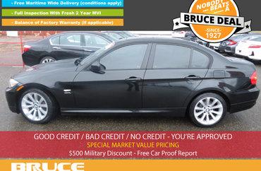 2011 BMW 3 Series 328i 3.0L 6 CYL AUTOMATIC AWD 4D SEDAN | Photo 1