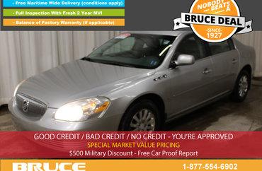 2008 Buick Lucerne CX 3.8L 6 CYL AUTOMATIC FWD 4D SEDAN | Photo 1