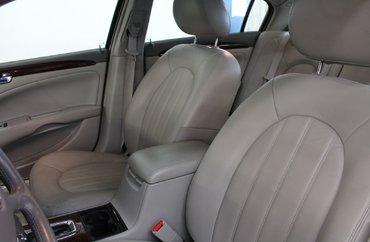 2010 Buick Lucerne CXL 3.9L 6 CYL AUTOMATIC FWD 4D SEDAN