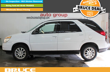 2007 Buick Rendezvous CX 3.5L 6 CYL AUTOMATIC FWD | Photo 1
