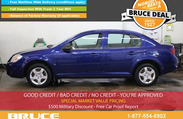 2007 Chevrolet Cobalt LS 2.2L 4 CYL AUTOMATIC FWD 4D SEDAN | Photo 1