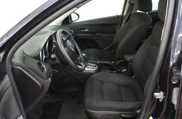 2015 Chevrolet Cruze LT 1.4L 4 CYL TURBOCHARGED AUTOMATIC FWD 4D SEDAN