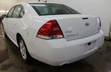 2012 Chevrolet Impala LT 3.6L 6 CYL AUTOMATIC FWD 4D SEDAN
