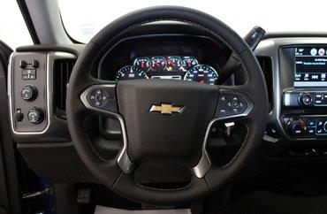 2018 Chevrolet Silverado 1500 LT 5.3L 8 CYL AUTOMATIC 4X4 EXTENDED CAB