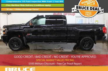2016 Chevrolet Silverado 2500 HD Z71 LT 6.6L 8 CYL DURAMAX DIESEL 4X4 CREW CAB | Photo 1