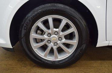 2018 Chevrolet Sonic LT - REMOTE START / HEATED SEATS / REAR CAMERA
