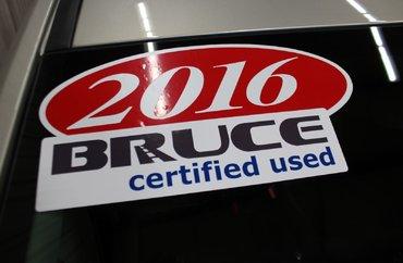 2016 Chevrolet Trax LT 1.4L 4 CYL TURBOCHARGED AUTOMATIC AWD