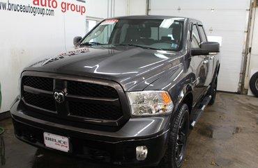 2014 Dodge RAM 1500 Outdoorsman 3.0L 6 CYL ECODIESEL 4X4 QUAD CAB