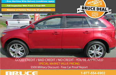 2011 Ford Edge Limited 3.5L 6 CYL AUTOMATIC AWD | Photo 1