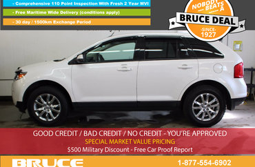 2013 Ford Edge SEL 3.5L 6 CYL AUTOMATIC AWD | Photo 1