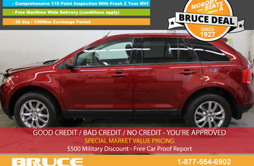 2013 Ford Edge SEL 3.5L 6 CYL AUTOMATIC AWD   Photo 1