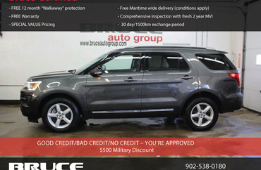 2016 Ford Explorer 3.5L 6 CYL AUTOMATIC AWD XLT - LEATHER INTERIOR | Photo 1