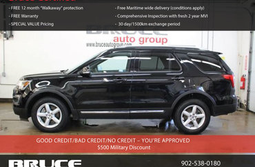 2016 Ford Explorer 3.5L 6 CYL AUTOMATIC AWD XLT | Photo 1