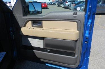 2013 Ford F-150 XLT 3.5L 6 CYL ECOBOOST AUTOMATIC 4X4 SUPERCREW