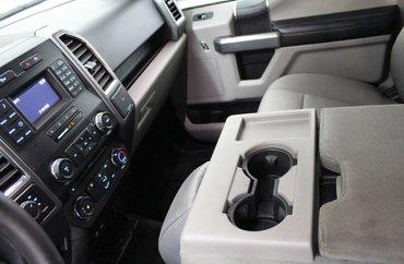 2015 Ford F-150 XLT 2.7L 6 CYL ECOBOOST AUTOMATIC 4X4 SUPERCREW