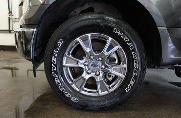 2017 Ford F-150 XTR 3.5L 6 CYL ECOBOOST AUTOMATIC 4X4 SUPERCREW