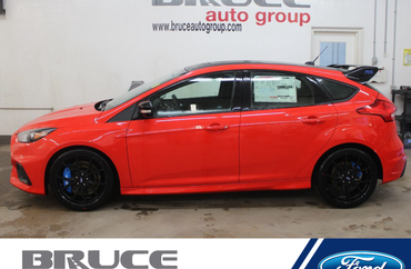 2018 Ford Focus RS RS - AWESOME DEAL!! SAVINGS OF $10,000!!