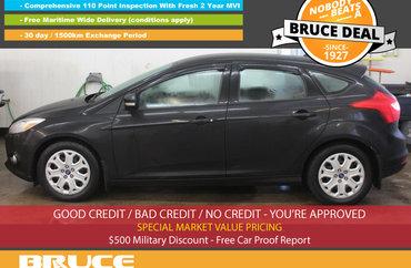 2012 Ford Focus SE 2.0L 4 CYL AUTOMATIC FWD 5D HATCHBACK | Photo 1