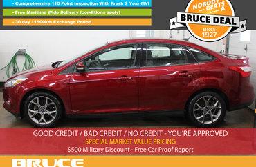2013 Ford Focus SE 2.0L 4 CYL AUTOMATIC FWD 4D SEDAN | Photo 1