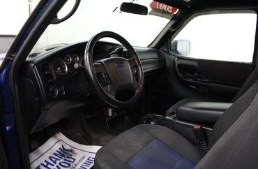 2007 Ford Ranger XLT 4.0L 6 CYL AUTOMATIC 4X4 SUPERCAB