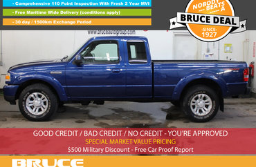 2011 Ford Ranger SPORT 4.0L 6 CYL AUTOMATIC 4X4 SUPERCAB | Photo 1