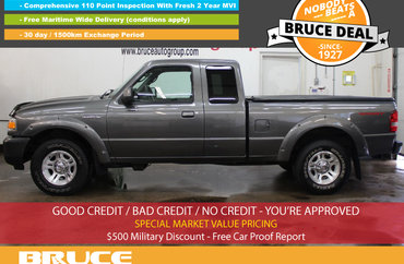 2011 Ford Ranger SPORT 4.0L 6 CYL 5 SPD MANUAL RWD SUPERCAB | Photo 1