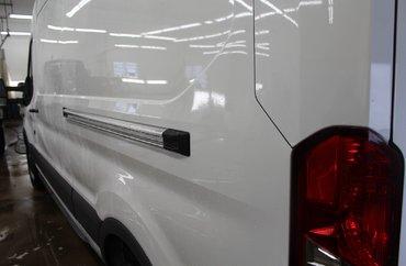 2018 Ford TRANSIT 3.7L 6 CYL AUTOMATIC RWD CARGO VAN