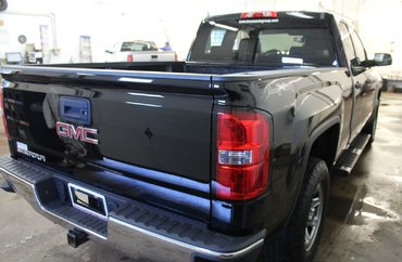 2015 GMC Sierra 1500 WT 4.3L 8 CYL AUTOMATIC 4X4 EXTENDED CAB