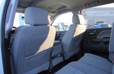2017 GMC SIERRA 2500 HD WT 6.6L DURAMAX DIESEL 4X4 AUTOMATIC CREW CAB
