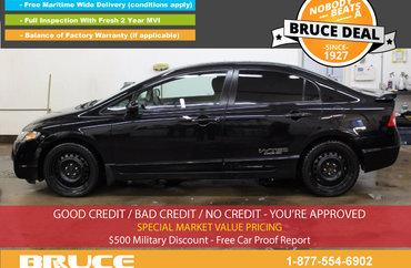 2010 Honda Civic Si 2.0L 4 CYL I-VTEC 6 SPD MANUAL FWD 4D SEDAN | Photo 1