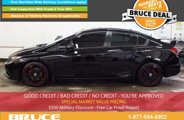 2013 Honda Civic Si 2.4L 4 CYL 6 SPD MANUAL FWD 4D SEDAN | Photo 1