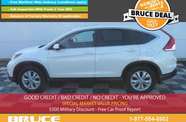 2013 Honda CR-V EX 2.4L 4 CYL i-VTEC AUTOMATIC AWD   Photo 1