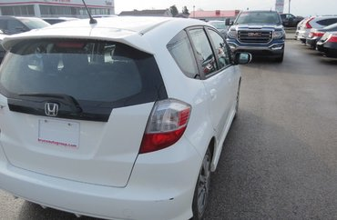 2014 Honda Fit Sport 1.5L 4 CYL I-VTEC 5 SPD MANUAL 5D HATCHBACK