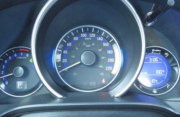 2015 Honda Fit EX-L 1.5L 4 CYL CVT FWD 5D HATCHBACK