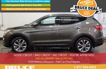 2013 Hyundai Santa Fe SPORT 2.0L 4 CYL AUTOMATIC AWD | Photo 1