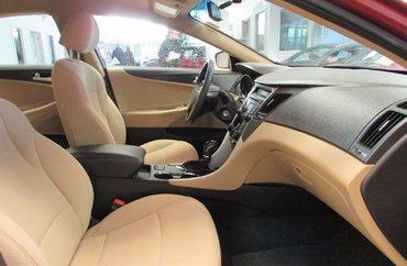 2013 Hyundai Sonata GL 2.4L 4 CYL AUTOMATIC FWD 4D SEDAN