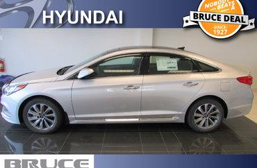 2017 Hyundai Sonata Limited 2.4L 4 CYL AUTOMATIC FWD 4D SEDAN