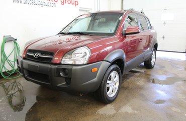 2007 Hyundai Tucson GL 2.7L 6 CYL AUTOMATIC FWD