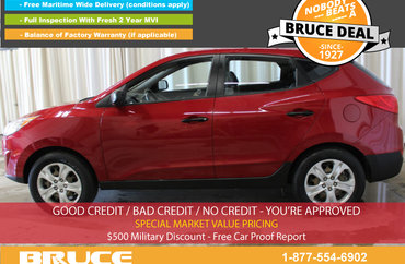 2010 Hyundai Tucson GL 2.4L 4 CYL AUTOMATIC 4WD | Photo 1