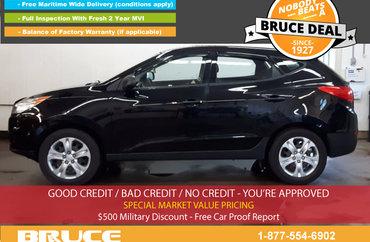 2013 Hyundai Tucson L 2.0L 4 CYL AUTOMATIC FWD | Photo 1