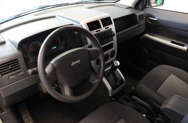 2008 Jeep Patriot North 2.4L 4 CYL AUTOMATIC FWD