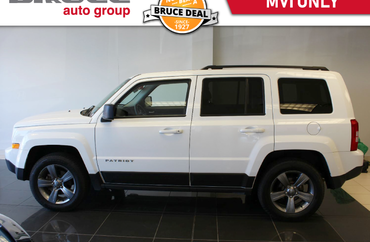 2015 Jeep Patriot HIGH ALTITUDE - SUN ROOF / LEATHER / HEATED SEATS | Photo 1