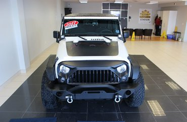 2017 Jeep Wrangler UNLIMITED BIG BEAR - OFF ROAD PACKAGE