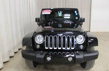 2017 Jeep Wrangler UNLIMITED SAHARA - REMOTE START / NAVIGATION