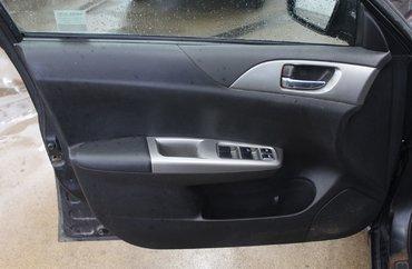 2009 Subaru Impreza 2.5L 4 CYL BOXER AUTOMATIC AWD 5D HATCHBACK