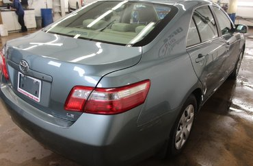 2009 Toyota Camry LE 2.4L 4 CYL AUTOMATIC FWD 4D SEDAN